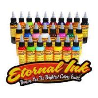 ETERNAL INK COLORS